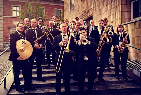 Nordkraft Big Band, Foto: Rasmus Visti