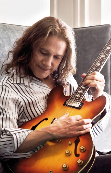 Robben Ford (foto: George B. Wells) Close-up