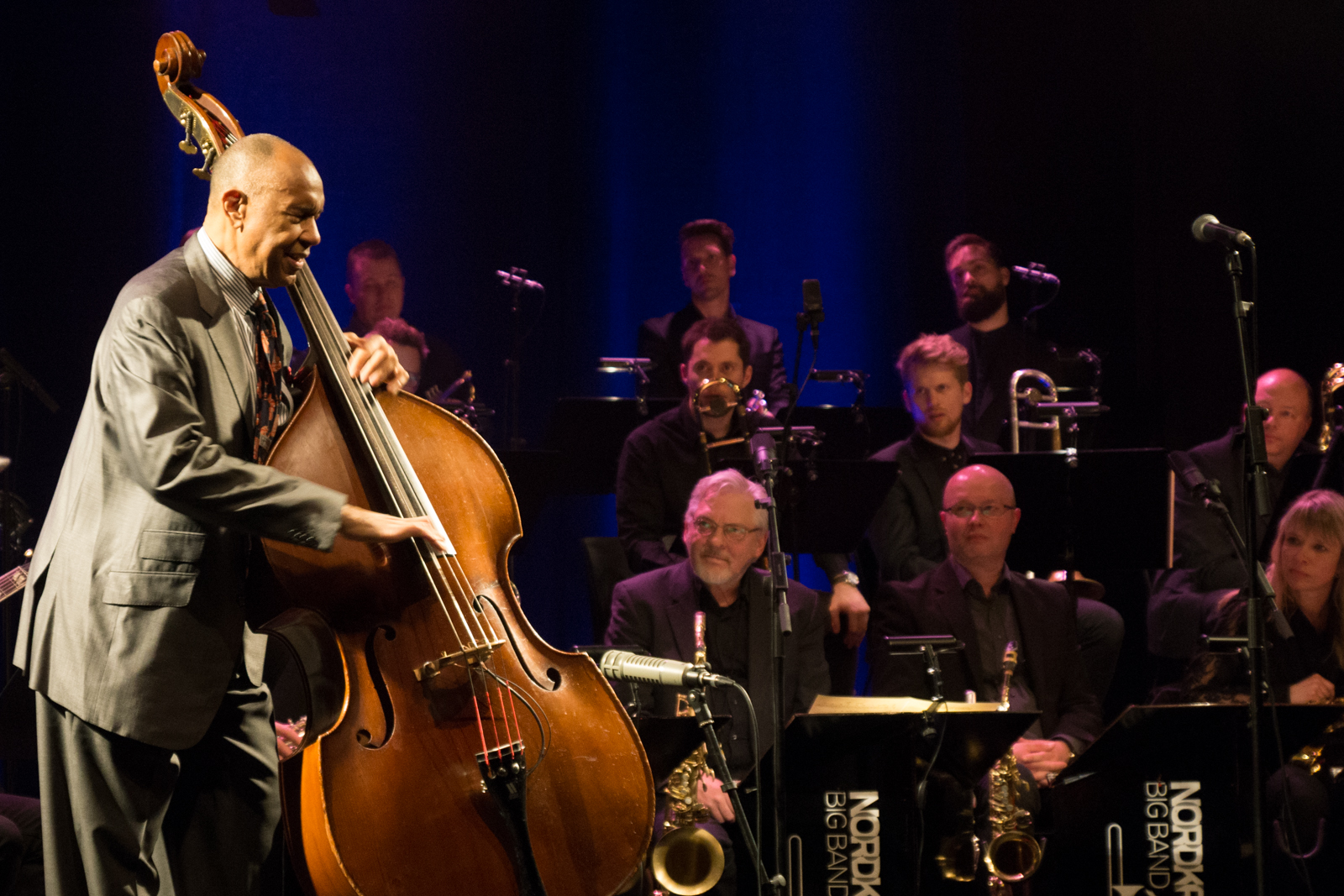 Nordkraft Big Band & John Clayton (US)