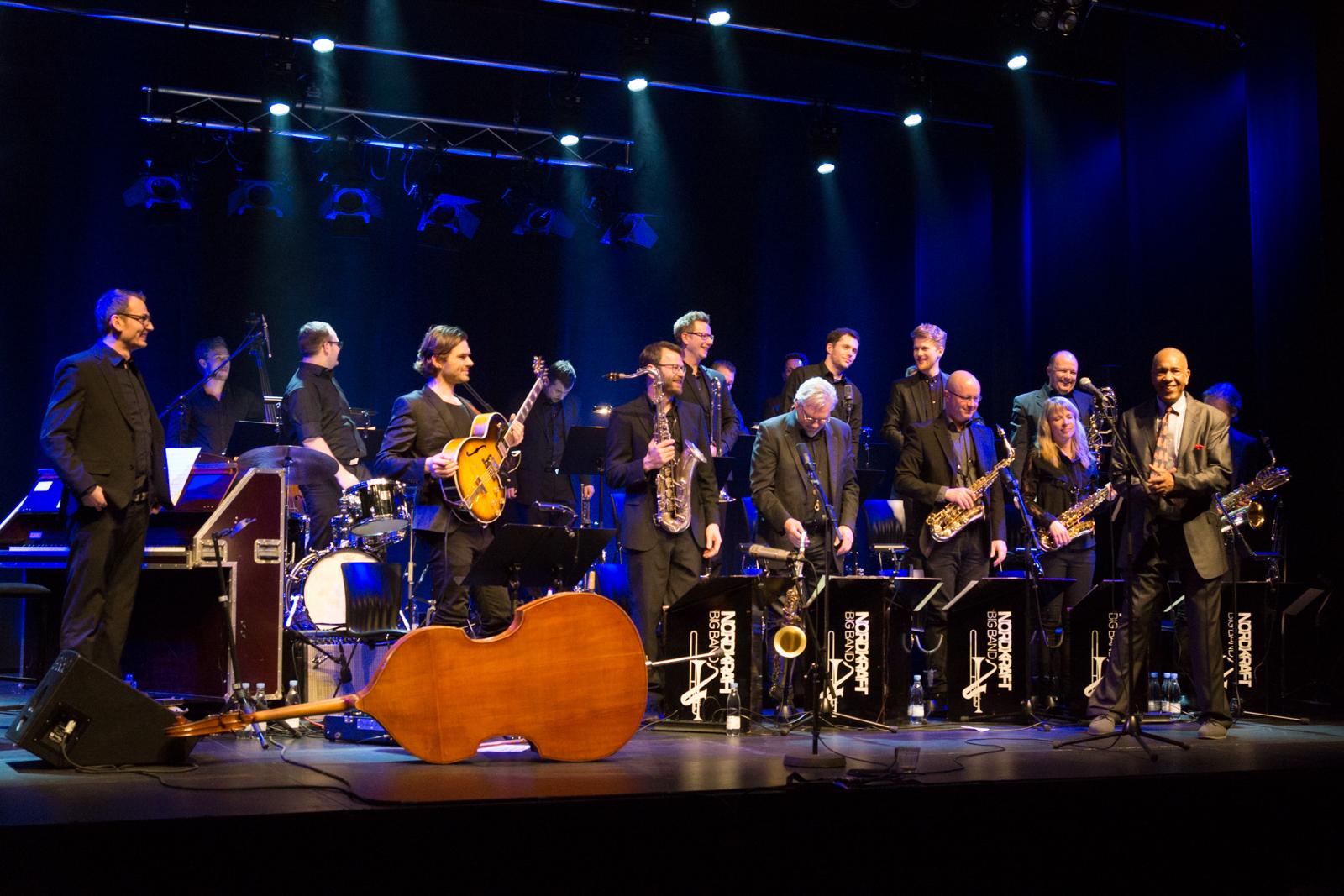 Nordkraft Big Band & John Clayton